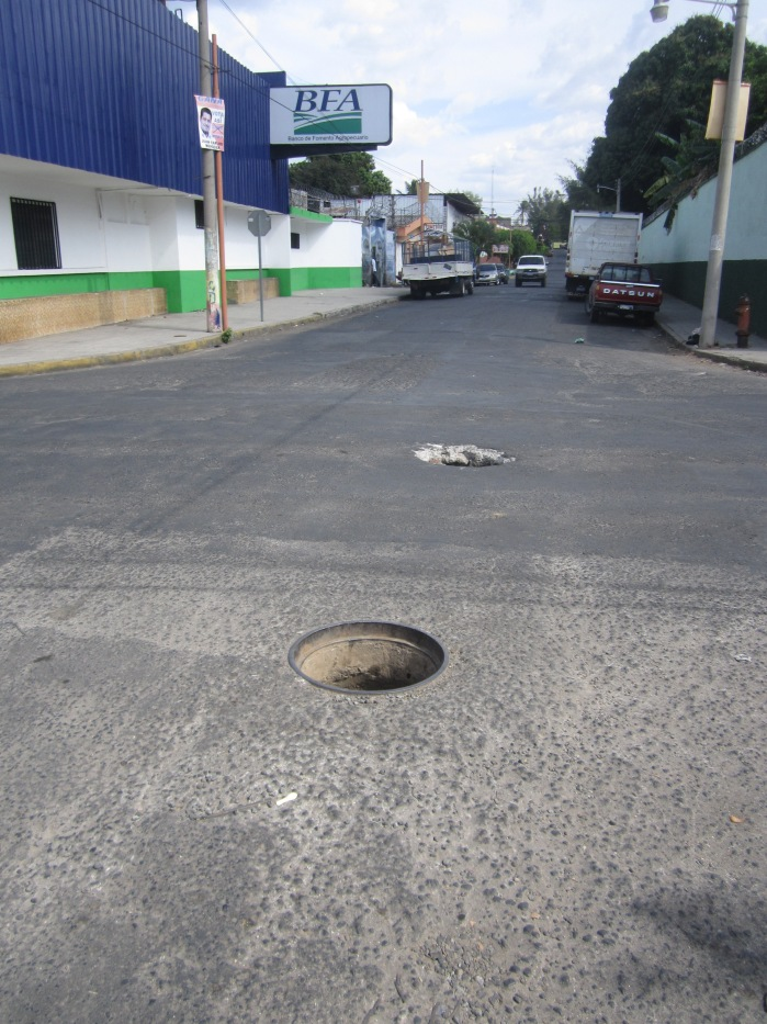 Missing draincovers